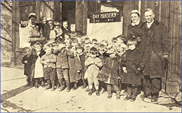 Lutheran Day Nursery (1911) - Day Care Center